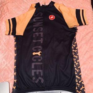 Bicycle shirt:)